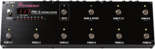 Providence PEC-2 Programmable Effects Controller by Providence