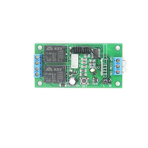 Universal 12V DC Motor Control Radio Remote Control 10A