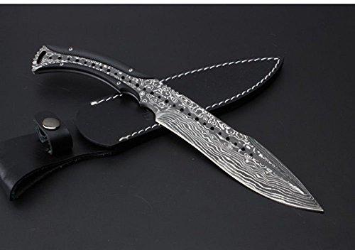 REGULUS KNIFE Todd Mermaid Outdoor Tactical Hunting Knife by Regulus (Image #1)