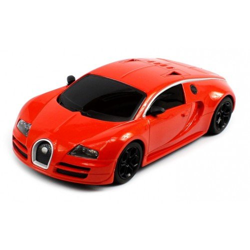 electric metal full function diecast 1 24 bugatti veyron grand sport rtr rc car remote control w. Black Bedroom Furniture Sets. Home Design Ideas