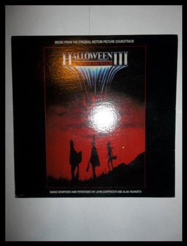 Halloween 3 Vinyl (halloween 3 LP)