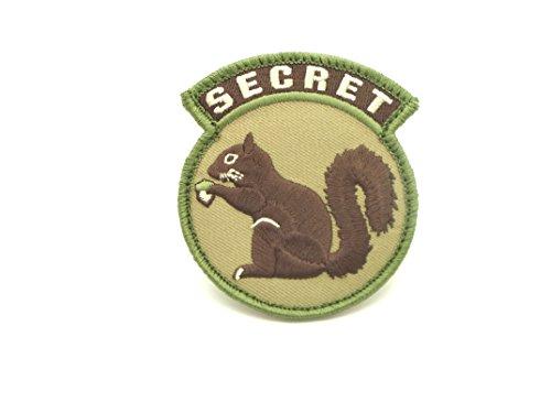 Secret Squirrel Morale Patch ()