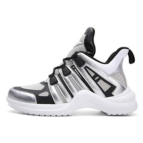 Mujer Zapatos Informal Fitness Deportivo Low De Segundo Atléticos Yan Deporte top Calzado Damas Correr Comfort Lycra Elastic Zapatillas Para Transpirables Entrenamiento wBwqa1I