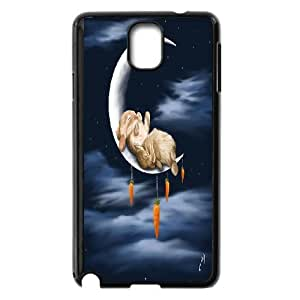 UNI-BEE PHONE CASE For Samsung Galaxy NOTE4 Case Cover -Rabbit & Bunny-CASE-STYLE 17