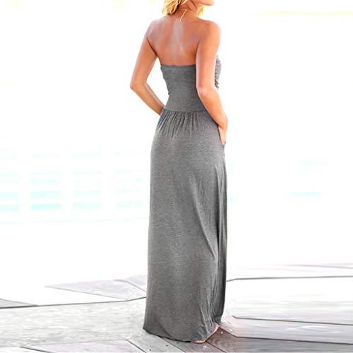 Tache Manches À Pyjamas Black Longues Peignoir Nuit Soie Robe Lingerie Sexy De Dentelle Bessky Femmes qfzUzp