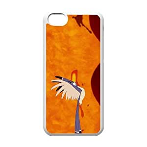 iPhone 5c Cell Phone Case White Disney The Lion King Character Zazu 010 PD5267463