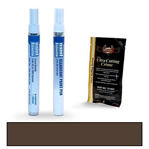 Price comparison product image PAINTSCRATCH Cocoa Metallic VK for 2009 Hyundai Sonata - Touch Up Paint Pen Kit - Original Factory OEM Automotive Paint - Color Match Guaranteed