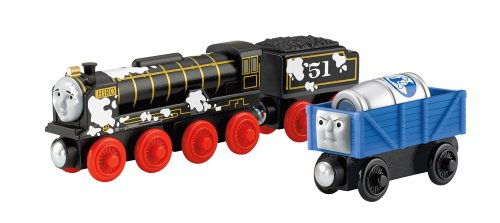 - Fisher-Price Thomas & Friends Wooden Railway, Hiro's Sticky Spill