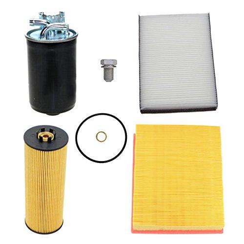 Inspektionspaket Filtersatz SET B ATEC