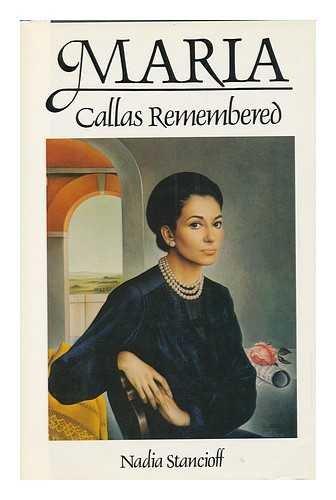 Maria Callas Remembered (Best Russian Pop Singers)