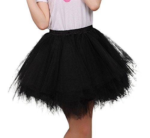 dentelle Courte Princesse en Mini Bouffe Femme Danse FEOYA Pliss Cosplay jupe Bal Jupe 42 Soire Dguisement 36 34 38 Tulle Elastique Tutu Noir 40 Jupon Costume Couleur 44 pour optique Ballet XPxwYqw765
