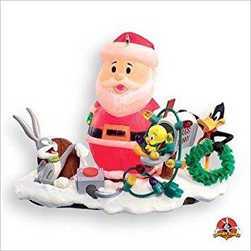(Hallmark Deck The Yard Looney Tunes 2007 Keepsake Ornament)