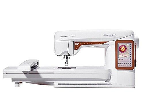 Husqvarna Viking Designer Topaz 40 Macchina per cucire e ricamare con 5 Anni di Garanzia