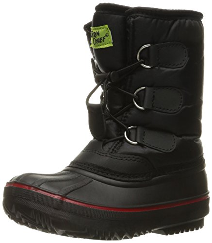 Western Chief Kids' Cold Weather Snow Boot - Black/Black ...