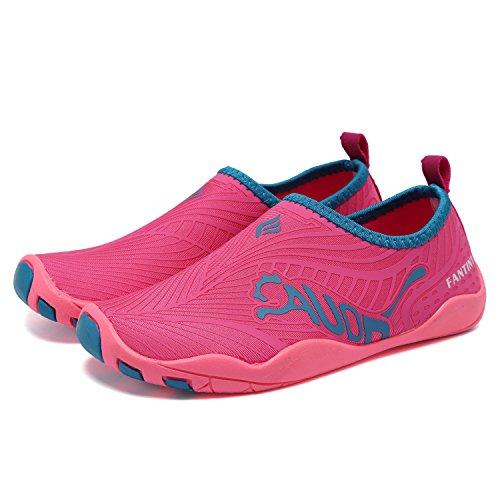 Toddler//Little Kid//Big Kid CIOR Kids Water Shoes Quick-Dry Boys Girls Slip-on Aqua Beach Sneakers