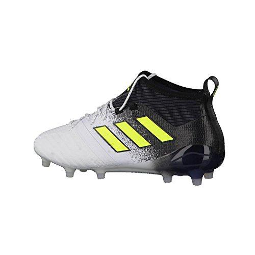 adidas Ace 17.1 FG, Scarpe da Calcio Uomo Vari Colori (Ftwbla/Amasol/Negbas)