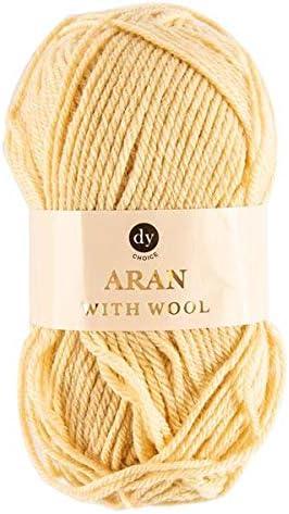 100 g DY Choice 623 Aran con lana de mora