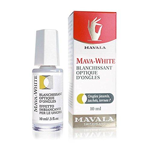 Mavala Mava-White Optical Nail, 0.34 Ounce by MAVALA