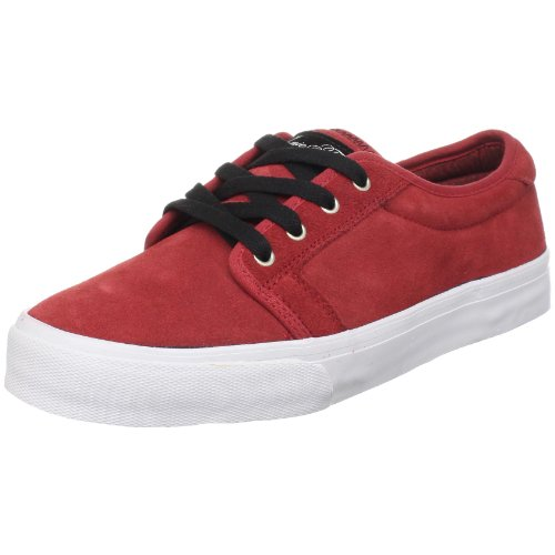 Fallen Men's Forte Skate Shoe,Red,8.5 M US