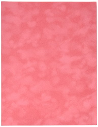 Sew Easy Industries 12-Sheet Velvet Paper, 8.5 by 11-Inch, Salmon by Sew Easy Industries
