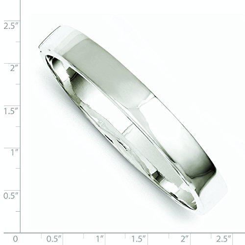 9,75 mm en argent Sterling 925 Bracelet-JewelryWeb