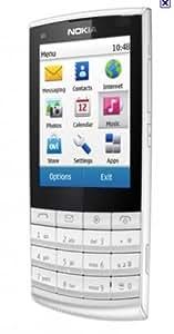 """Nokia X3-02 - Móvil libre (pantalla de 2,4"""" 240 x 320, cámara 5 MP, 50 MB de capacidad, teclado Numérico)"""