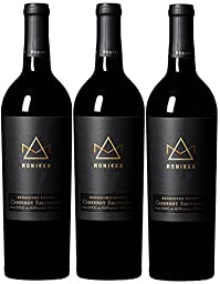 Moniker Estates Mendocino County Cabernet Sauvignon Pack, 3 x 750 mL