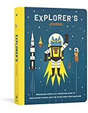 Explorer's Journal: Professor Astro Cat's Prompted Guide to Discovering Science and the Stars from Your Backyard