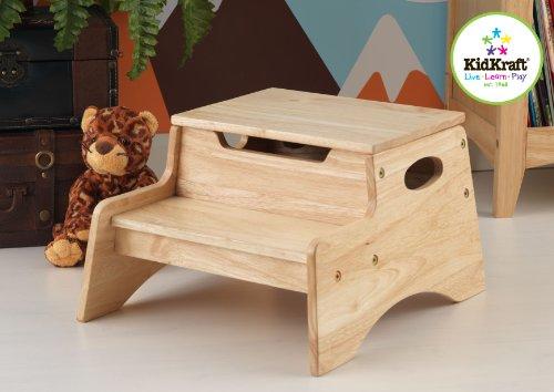 KidKraft Step 'N Store - Natural