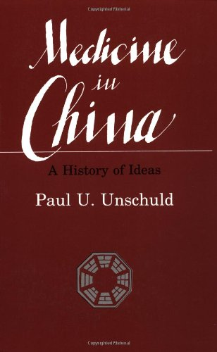 Medicina China La (Medicine in China: A History of Ideas (Comparative Studies of Health Systems and Medical Care))