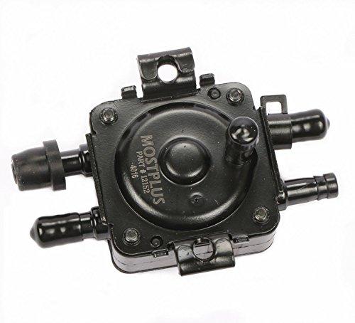 MOSTPLUS Direct Aftermarket Replacement 4 Port Fuel Pump for John Deere