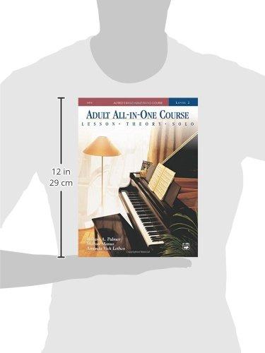 Alfreds Basic Adult All-in-One Piano Course Alfreds Basic Adult Piano Course: Amazon.es: Willard Manus (MORTON LETCHO, AMANDA) Palmer: Libros en idiomas ...