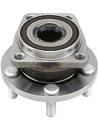WJB WA513220 - Front Wheel Hub Bearing Assembly - Cross Reference: Timken HA590118 / Moog 513220 / SKF BR930473