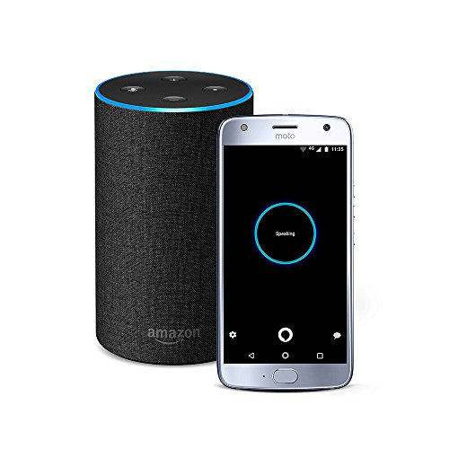 Moto X (4th Generation) - with hands-free Amazon Alexa