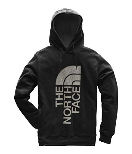 The North Face Men's Trivert Pullover Hoodie - TNF Black & Black Reflective - XXL (Xxl Hoodie Face North)