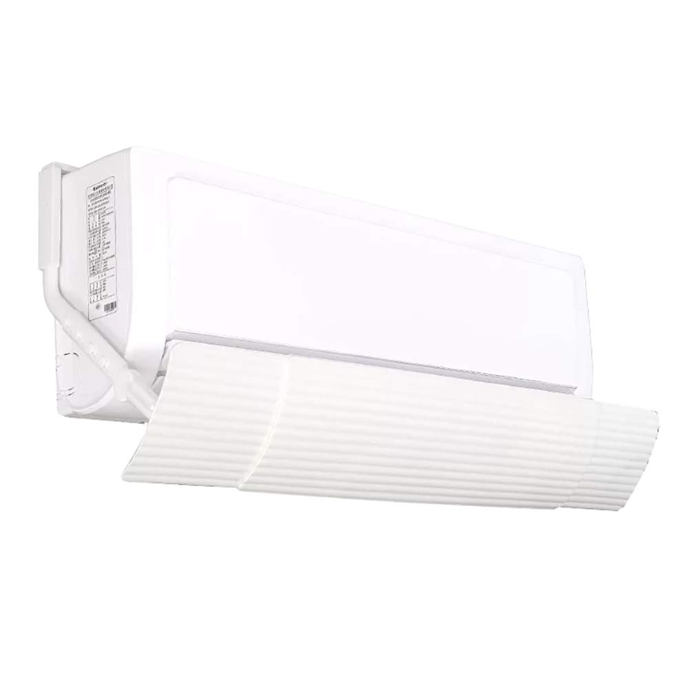 Air Conditioning Wind Deflector Anti Direct Blowing Baffle Wall Hanging Bedroom Adjustable