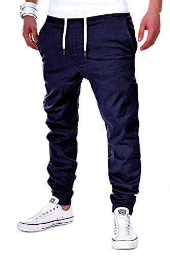 Marine Chino Homme Jeans Behype Bleu nvP4xqwIvH