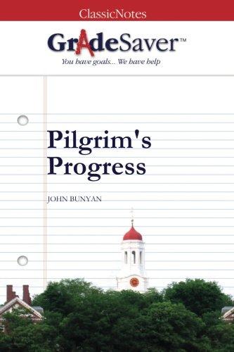 pilgrims progress critical analysis