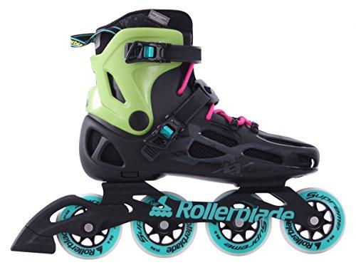 Rollerblade 2018 Maxxum Classic Green Acid Skate Inline nbsp;Black f7wfqB4x
