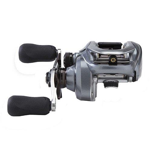 Shimano CURADO K, LowProfile Baitcasting Freshwater Fishing Reel, 200K, High Gear