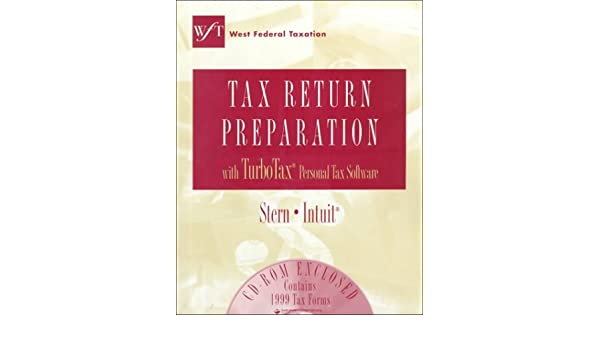 Tax Return Preparation with TurboTax for Windows: Amazon.es: Jerrold J. Stern: Libros en idiomas extranjeros