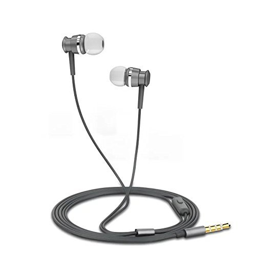 Earphones with Microphone Premium Earbuds Stere...