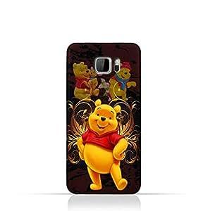 HTC U Ultra TPU silicone Protective Case with Winnie the Pooh Design