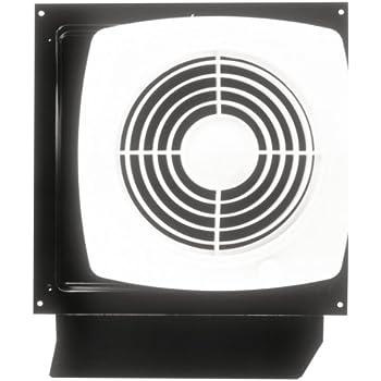 Amazoncom Broan RoomtoRoom Wall Utility Fan Inch CFM - Broan through wall exhaust fans