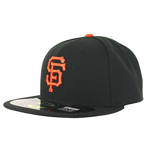 MLB San Francisco Giants Game AC On Field 59Fifty Fitted Cap-712