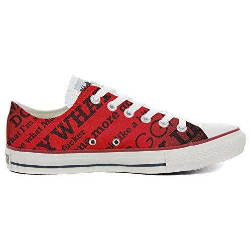 personalisierte Schuhe Customized Star Converse Handwerk Schuhe Rebels All Low nxqzqwXfI