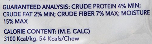 Picture of Tropiclean 20 Count Advanced Cleaning Dental Chews For Small Dogs