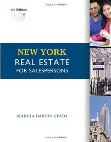 New York Real Estate for Salepersons