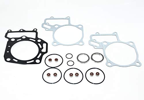 750 4x4 Autu Parts Top End Gasket Kit Compatibility With Kawasaki Brute Force 750 4x4 Head gaskets 2005-2019 (Kawasaki Brute Force 750 Engine Rebuild Kit)