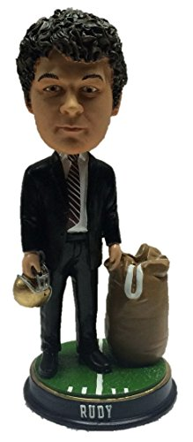 Rudy Limited Edition Bobblehead - Daniel 'Rudy' Ruettiger - Notre Dame Football Bobblehead - Only 1,000 Made!